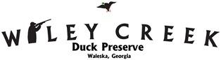 Wiley Creek Duck Preserve